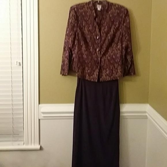 DORBY Other - Dorbie Dressy blazer and skirt to match